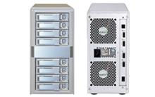 Areca ARC-4036 Storage MiniSAS ideal para empresas de áudio e vídeo
