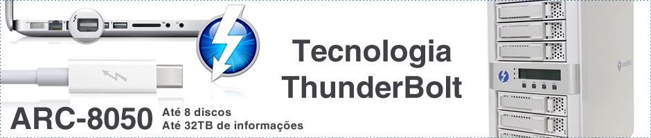 Areca - Storage ThunderBolt - ARC-8050