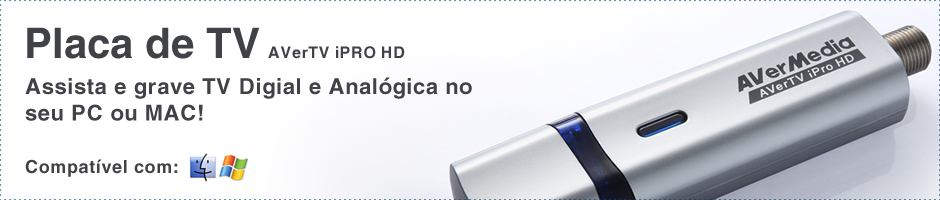AVerMedia - AVerTV iPro HD