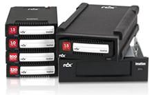 Cartuchos RDX removíveis de 1.5TB para drives RDX da Imation