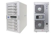 Chegou ao Brasil o Storage ThunderBolt ARC-8050 da Areca que permite velocidade de 10Gbps