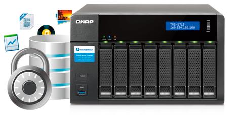 Storage NAS - TVS-871T