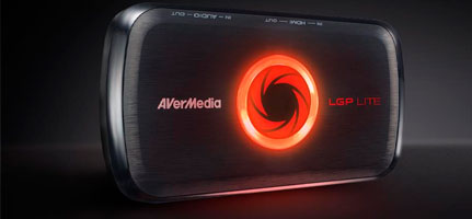 live gamer portable lite avermedia placa de captura externa full hd. Black Bedroom Furniture Sets. Home Design Ideas