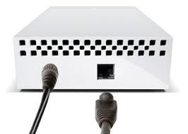 HD Externo em rede