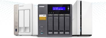 HDs de rede ou Network Attached Storages