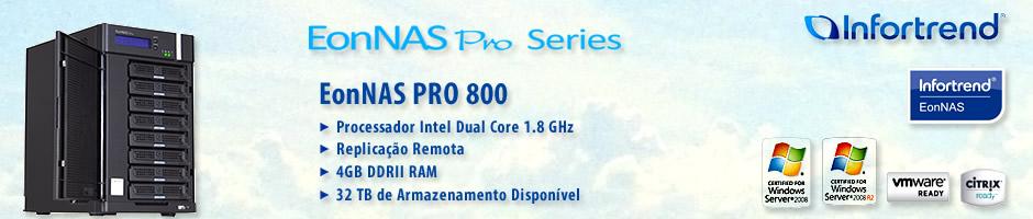 Infortrend - EonNAS PRO 800