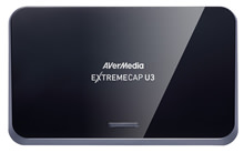 Lançamento ExtremeCap U3 placa de captura