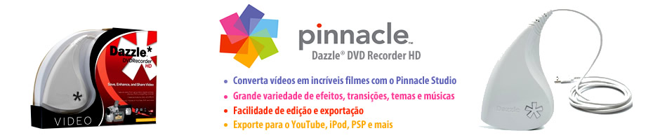 Pinnacle - Dazzle DVD Recorder HD