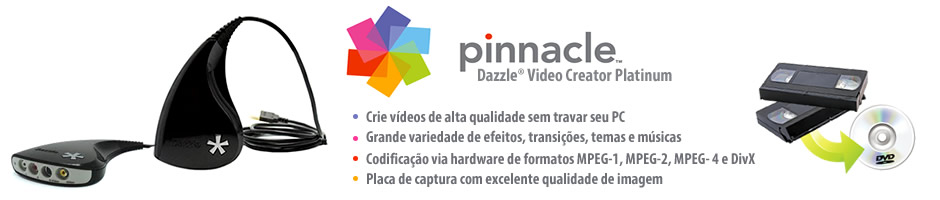 Pinnacle - Dazzle Video Creator HD Platinum