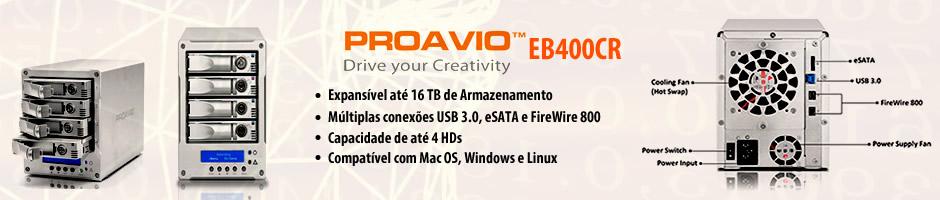 Proavio - EB400CR