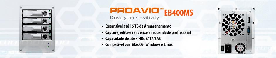 Proavio - EB400MS