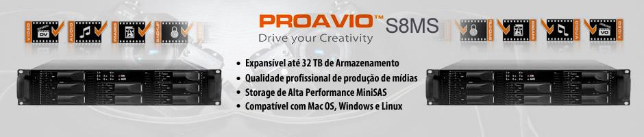 Proavio - S8MS