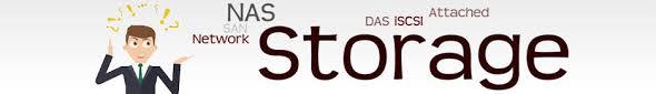 Qual storage comprar? NAS ou DAS?