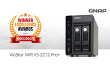 VioStor lança a Série VS-2200 Pro+ NVR para pequenas e médias empresas
