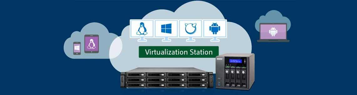 Storage NAS - Virtualização