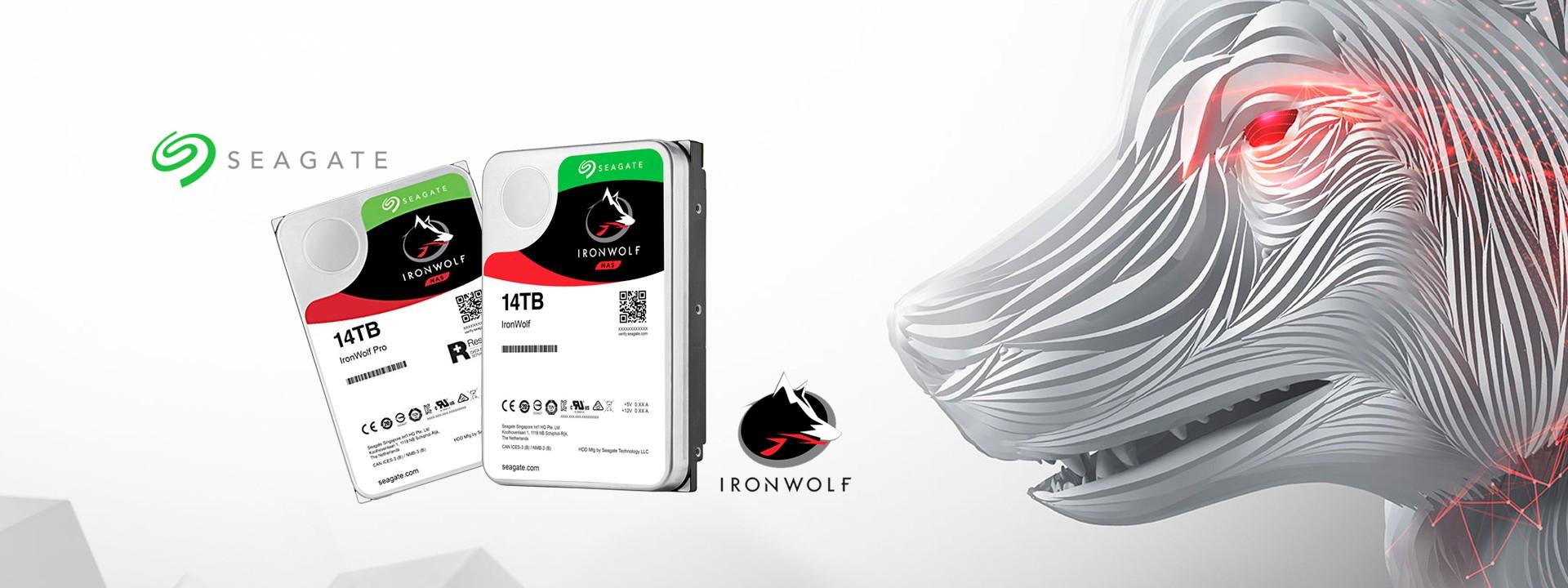 IronWolf 14TB