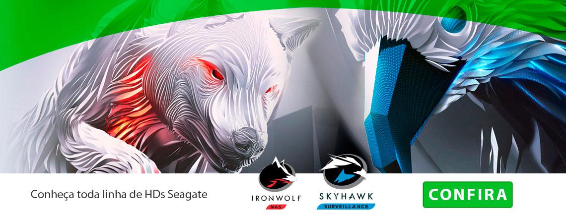 Conheça toda a linha de HDs Seagate