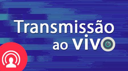 Transmissão ao vivo