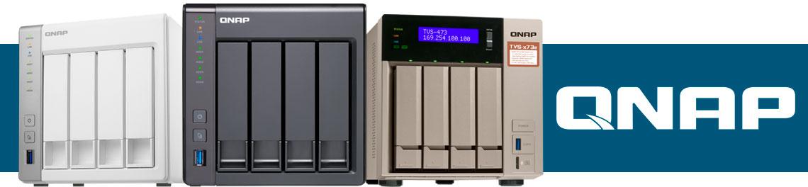 Qnap NAS 3 modelos