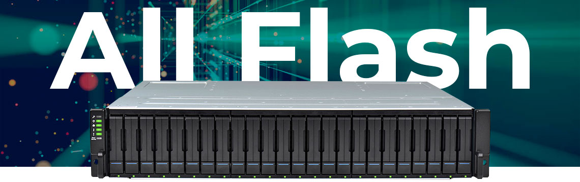 All Flash Array - O que é Armazenamento AFA ou All Flash Storage