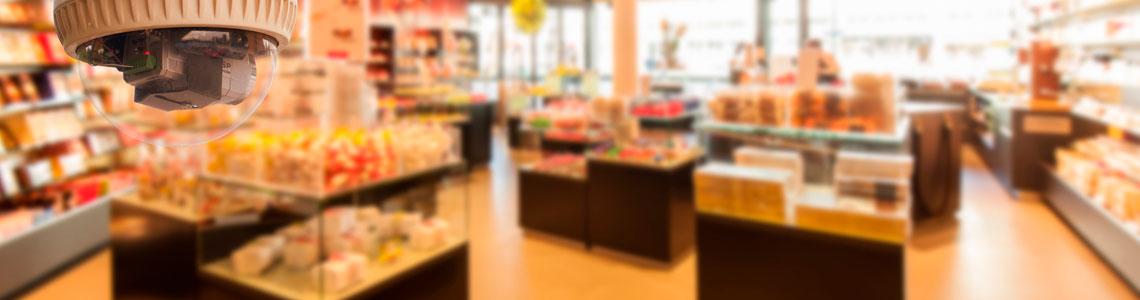 Benefícios de Câmeras IP e Sistemas de vigilância para Pequenas Empresas