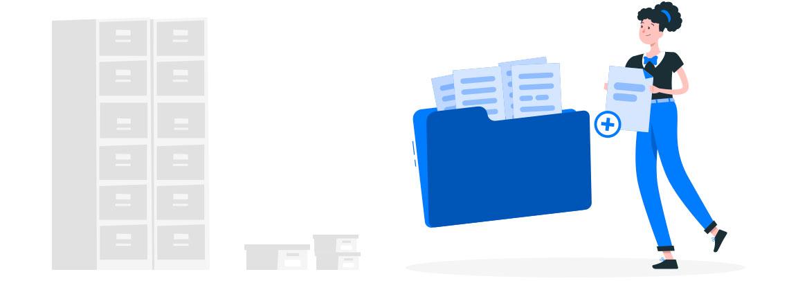 Boas práticas para a organização de arquivos e documentos