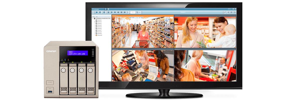 Como escolher corretamente um sistema de vídeo-monitoramento