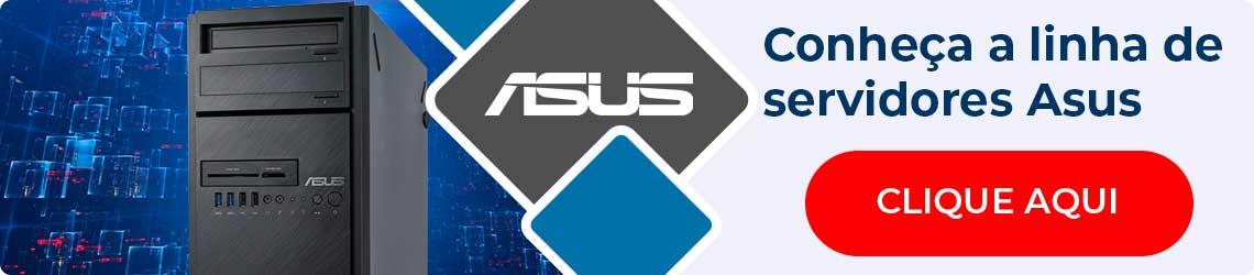 Conheça a linha de servidores Asus