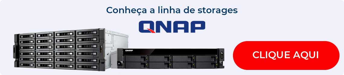 Enterprise storages Qnap