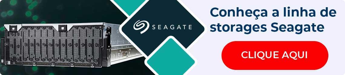 Conheça a linha de storages Seagate