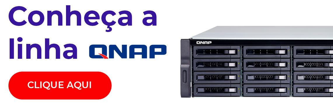 Conheça a linha de NAS Qnap