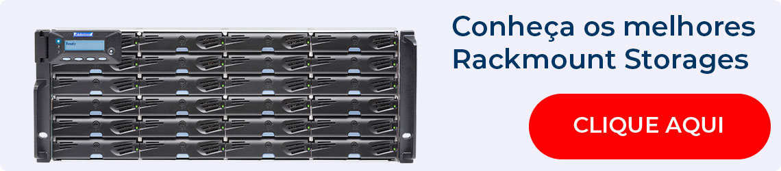 Melhores Storages Rackmount