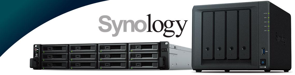 Dicas de compra NAS Synology - modelos de NAS Synology rackmount e desktop