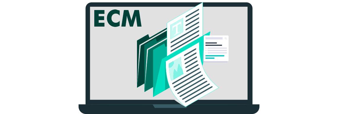 ECM ou Enterprise Content Management, a evolução do GED