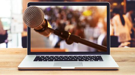 Como criar uma apresentação online?