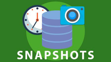 O que são Snapshots e como funcionam as cópias instantâneas?