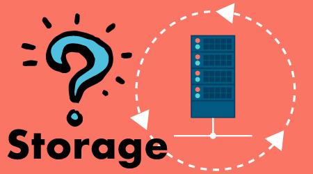 O que é storage e quais são os principais modelos?