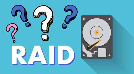 Arranjos de discos, um para cada aplicação