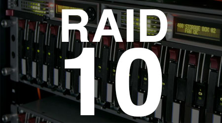 RAID 10 ou RAID 1+0, espelhamento e data striping