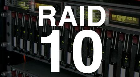 RAID 10 ou RAID 1+0, espelhamento e data striping