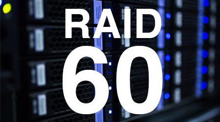 RAID 60 ou RAID 6+0, arranjos com 8 ou mais hard disks