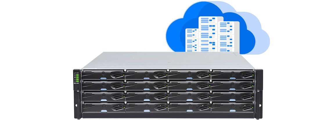 Hot Storage em nuvem, Infortrend