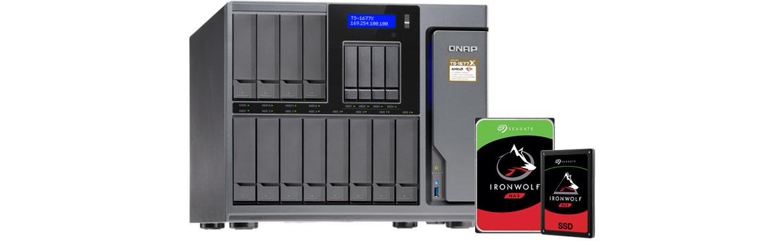 Hybrid Storages, soluções compostas de unidades de discos tradicionais e memórias flash no mesmo chassi