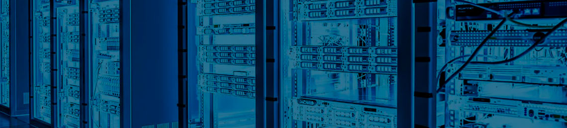 Infraestrutura de servidores