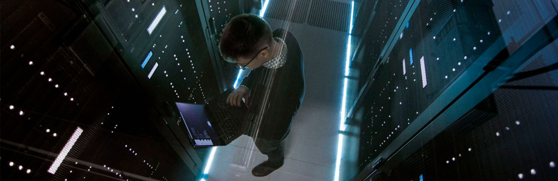 Instalação e suporte técnico servidores de armazenamento