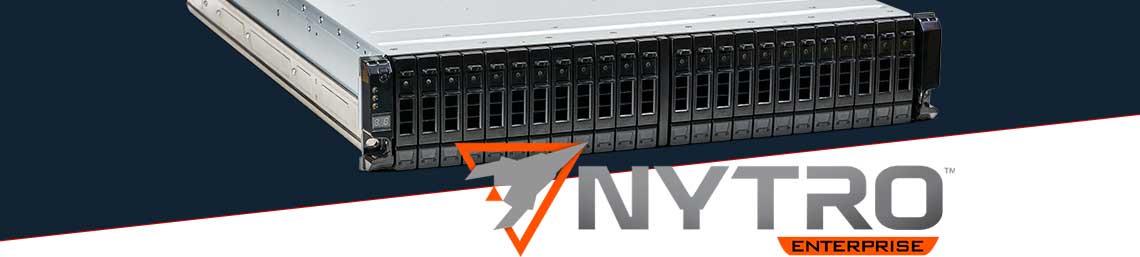 linha de storage Nytro E Seagate