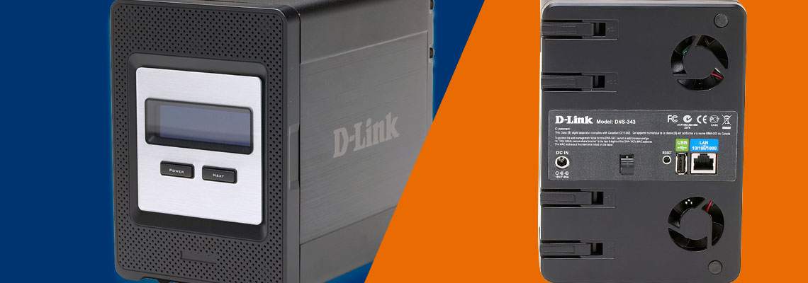 Linha ShareCenter D-link