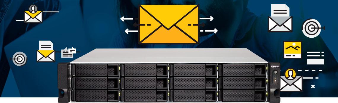 Mail Servers ou Servidores de e-mail