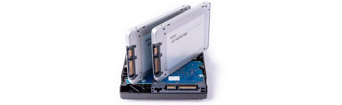 Memórias SSD
