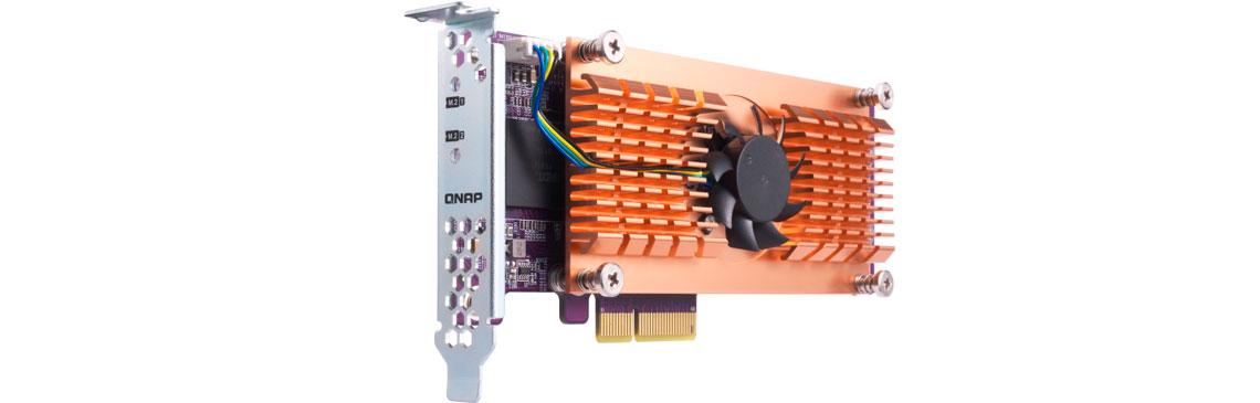 Memórias SSD que usam placas PCI Express (PCIe)